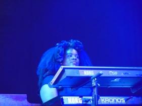 Lalah Hathaway Pianist