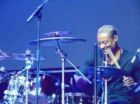 Lalah Hathaway Drummer